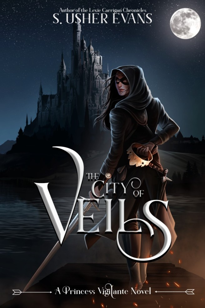 The City of Veils